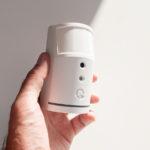 Rilevatore di movimento pir con fotocamera incorporata della Jablotron