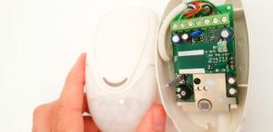 Sensore Pir a doppia tecnologia