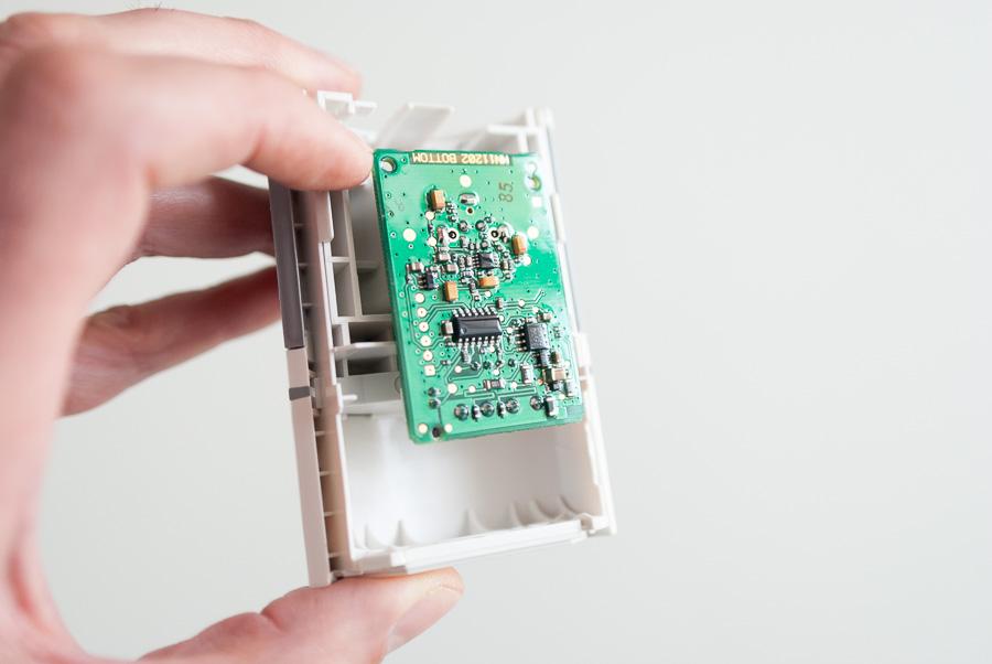 Verifica di un sensore pir