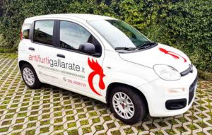 Auto antifurtigallarate.it