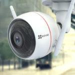 Telecamera Husky air della Ezviz