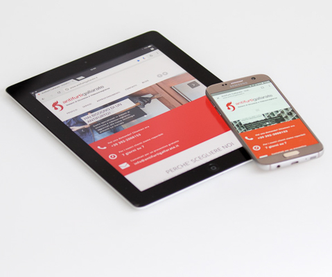 Tablet e smartphone per la gestione dell'antifurto