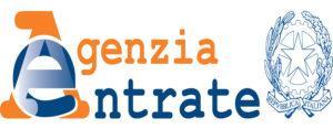 Logo dell'Agenzie delle entrate